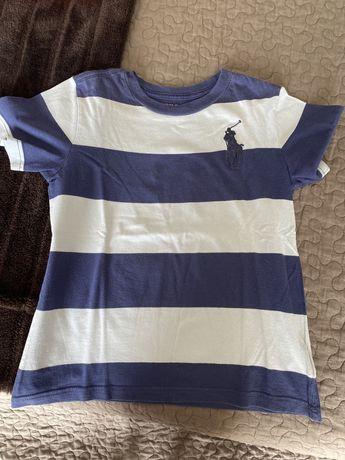 Várias t-shirt's 4T marca RL