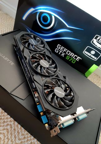 Karta graficzna Gigabyte GeForce GTX970 WindForce