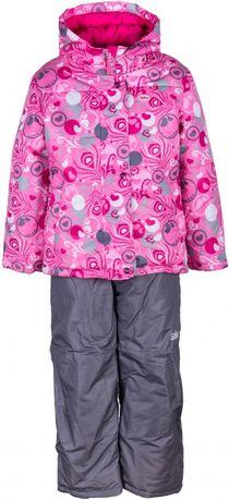 Комплект, зимний комбинезон куртка + полукомбинезон Gusti Канада