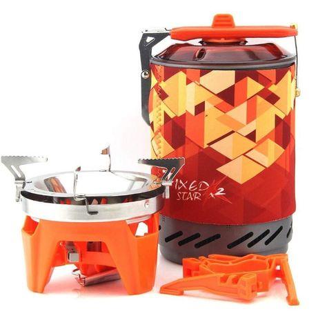система для приготовления пищи Fire-Maple FMS-X1,X2,X3 газовая горелка