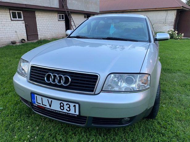 Audi A6 1.9TDI 96kw
