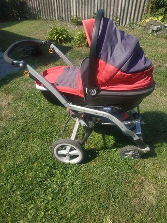 Продам дитячу коляску 2в 1 Chicco