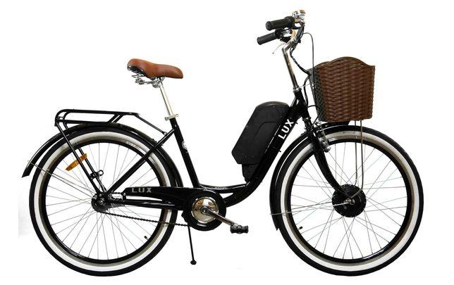 "Электровелосипед Дорожник LUX 26"" 48V 350W 15Ah LCD PAS"