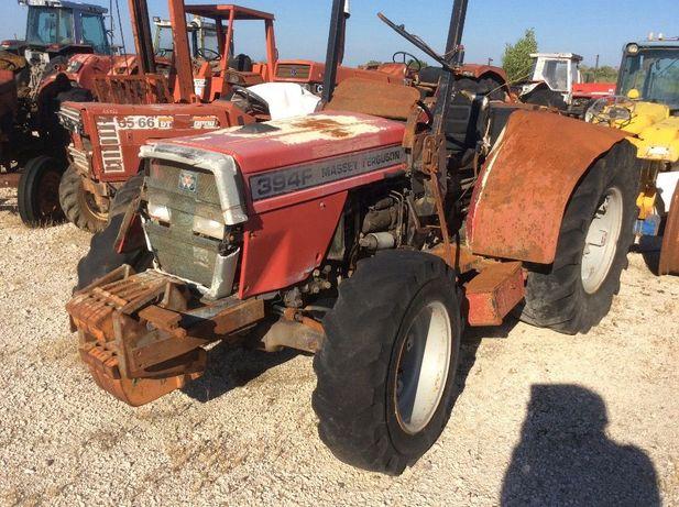 Tractor- Massey Ferguson 394F (V/Peças)