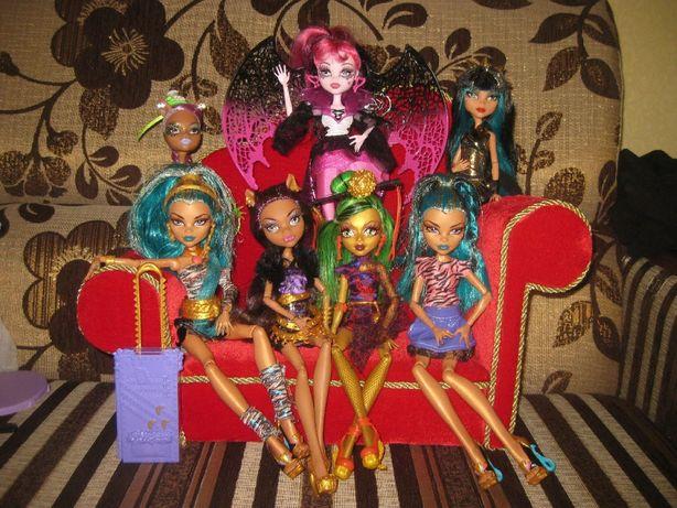 мебель диван пуф для кукол