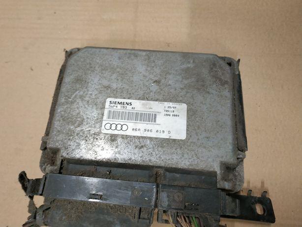 Sterownik komputer silnika audi a3 8l 1.8 AGN sensor airbag przekaznik