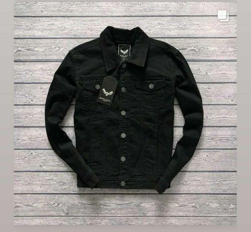 Джинсовая куртка M, джинсовка