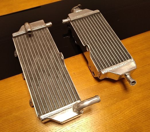 Radiadores Aluminio Yamaha WR450F, WR450 de 2012 até 2014