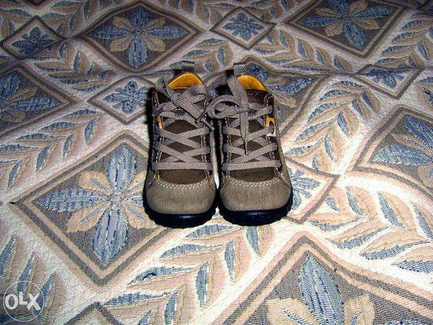ботинки детские демисезонные ECCO