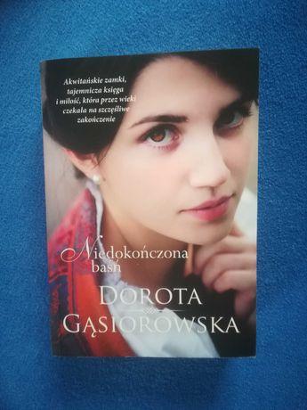Niedokończona opowieść Dorota Gąsiorowska