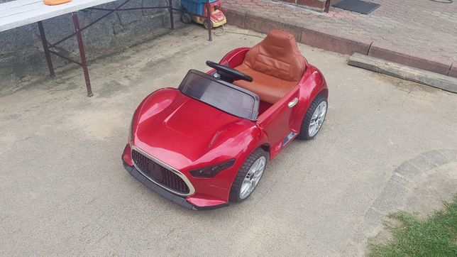 Auto na akumulator zobacz kola eva fotel ekoskura