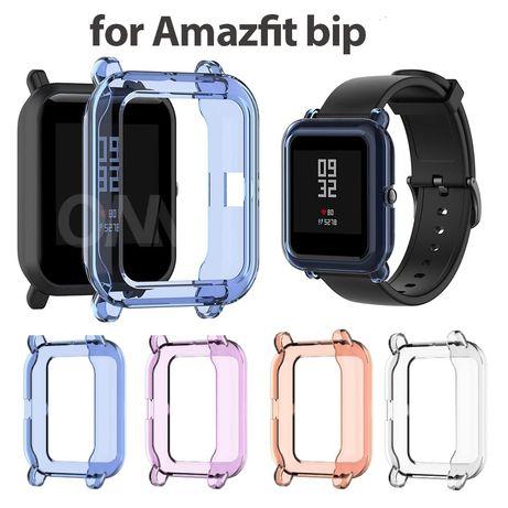Новинка!!! Защитные чехлы бампера для Xiaomi Amazfit Bip.