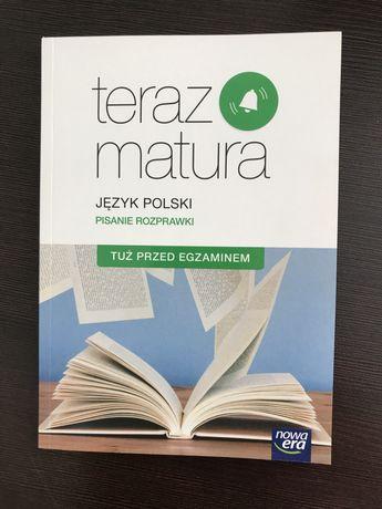 Teraz matura-pisanie rozprawki z jezyka polskiego