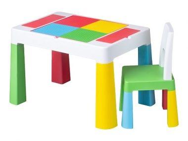 Комплект детской мебели для Lego 3в1 MULTIFUN Tega Baby