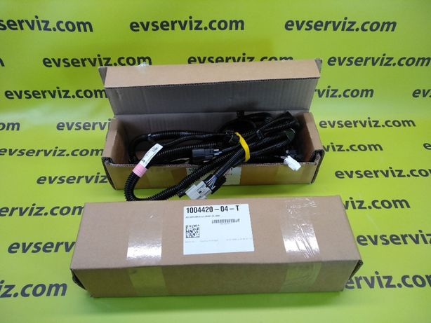 Электропроводка переднего бампера автопилот 2.0 MS, MS2 1004420-04-T