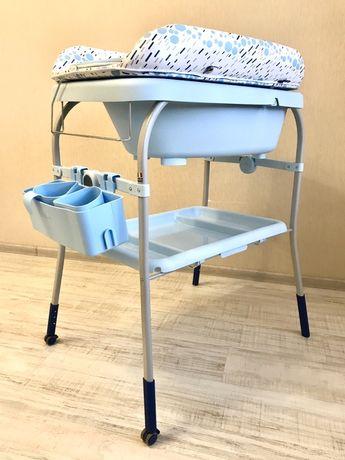 Ванночка+пеленальный столик Chicco