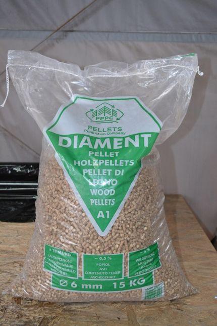 Pellet Diament A1 Super Jakość