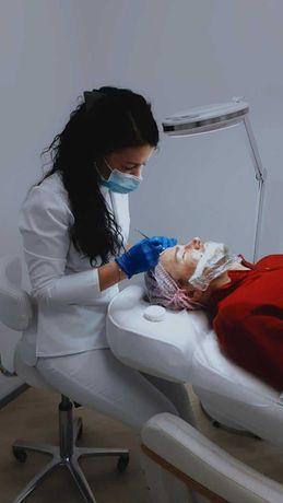 Увеличение губ, чистки, диспорт, контурная пластика, лечение акне