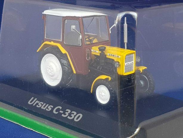 Model Traktor Ursus C330 Skala 1:43
