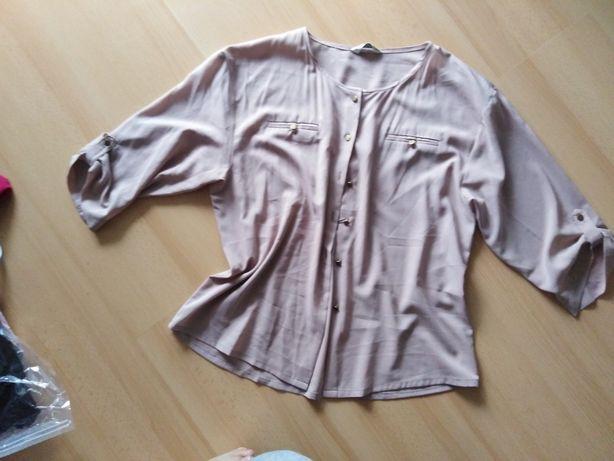 Zwiewna koszula