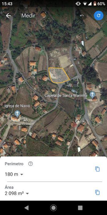 Vendo terreno construção Navió E Vitorino Dos Piães - imagem 1