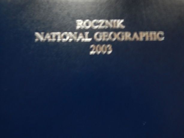 rocznik 2003 national geographic lukas bank