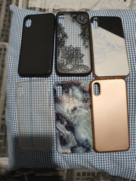Capas iPhone X/10