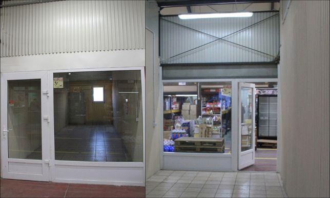 BOX 24 m2 ŁRH Zjazdowa - Sklep, parking, magazyn.