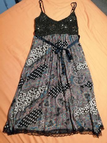 Suknia ciążowa M