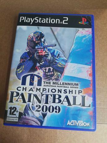 Jogo PS2 - Paintball 2009