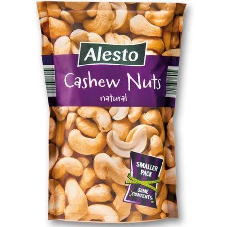 Горішки Alesto Кеш'ю, лісові горіхи, Nuts Royal 200 грам