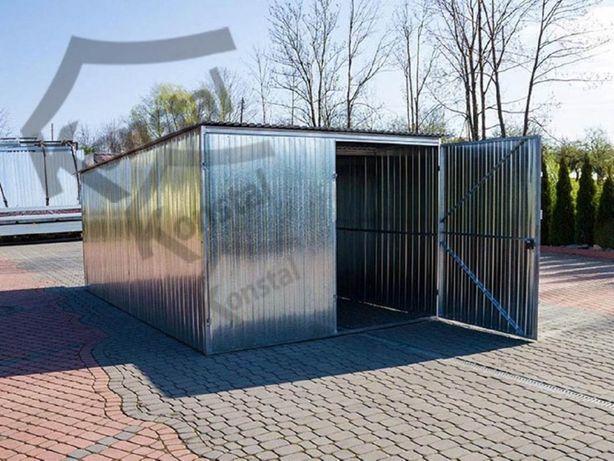 3x6 garaż blaszany, garaże blaszane na SAMOCHÓD PRODUCENT cała Polska