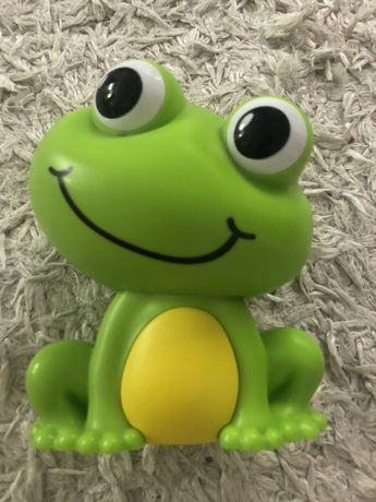 Interaktywna żaba