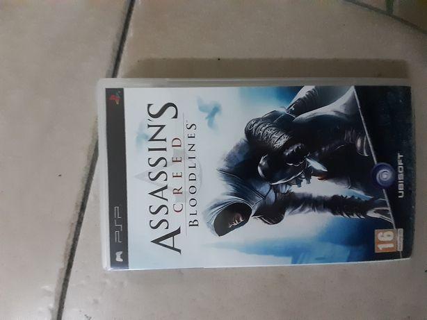 Jogo PSP Assassins Creed Bloodlines