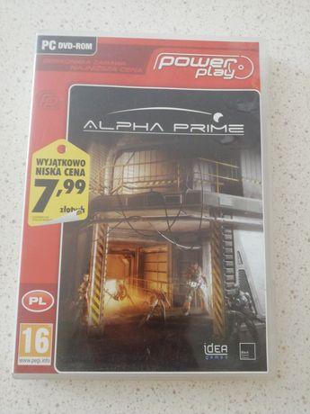 Alpha Prime gra
