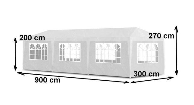 Wynajmę Namiot Pawilon 3m x 9m Imprezy urodziny