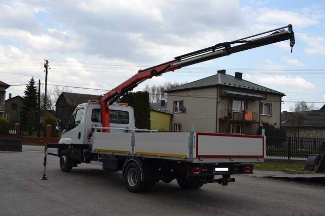 Skrzynia ładunkowa Iveco 65c 70c 72c bardzo mocna pod HDS