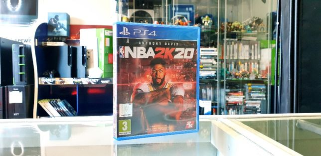 NBA 2k20 - Gry na PS4