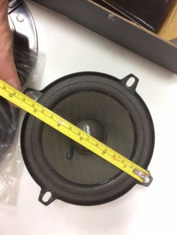Par colunas auto, novas Mac Audio MW-1310Q.1