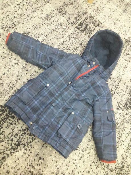 Курточка на флисе!размер 98-104