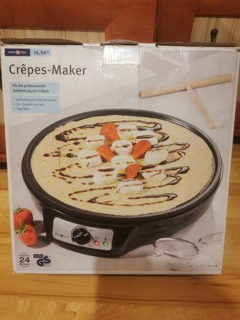 Urządzenie do pieczenia naleśników crepes