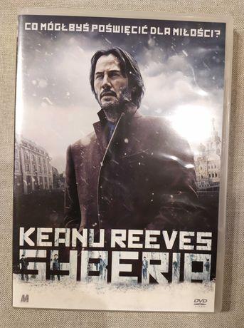 Syberia - Keanu Reeves - film DVD stan idealny