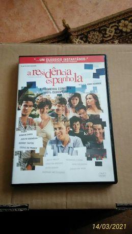 DVD A Residência Espanhola FILME L'Auberge Espagnole R. Duris Audrey