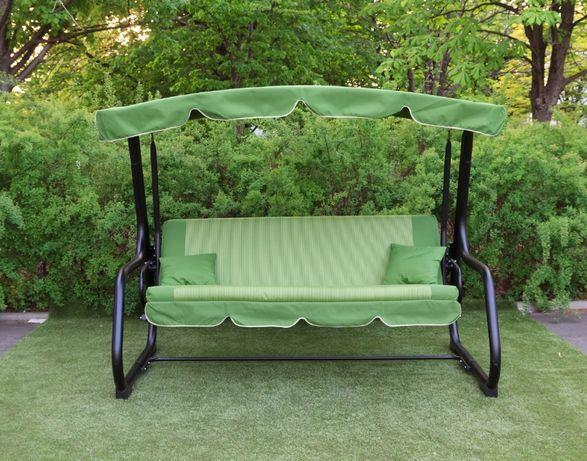 Продам качеля садовая 4- х местная Goodyn диван раскладная Европа