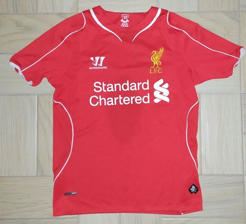 Koszulka Warrior Liverpool 9 lat 134 cm