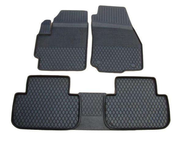 Ford Galaxy II S-Max dywaniki gumowe