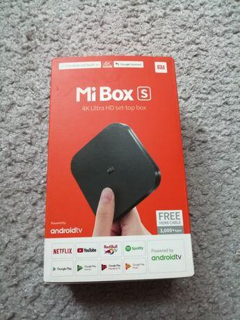Xiaomi Mi Box S 4K Ultra HD Android