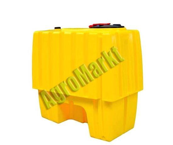 Zbiornik do opryskiwacza ZDZ 800 L pokrywa+sito