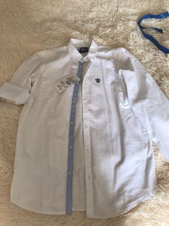 Сорочка (рубашка) для хлопчика 13-14 р, Туреччина, Нова, LC WALKIK