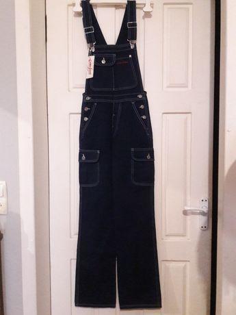 Джинсовый комбинезон для девочек Gloria Jeans  (размер 38)